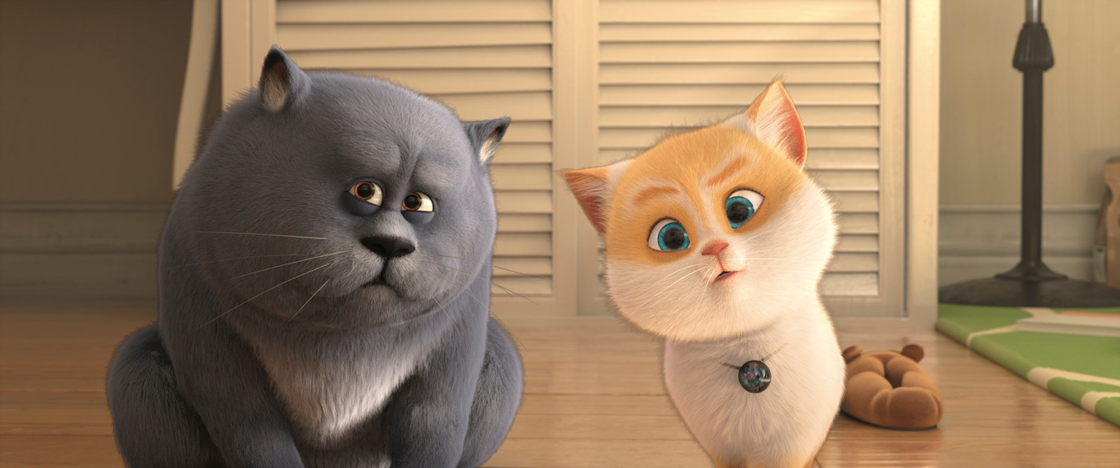 You are currently viewing Oscar et le monde des chats