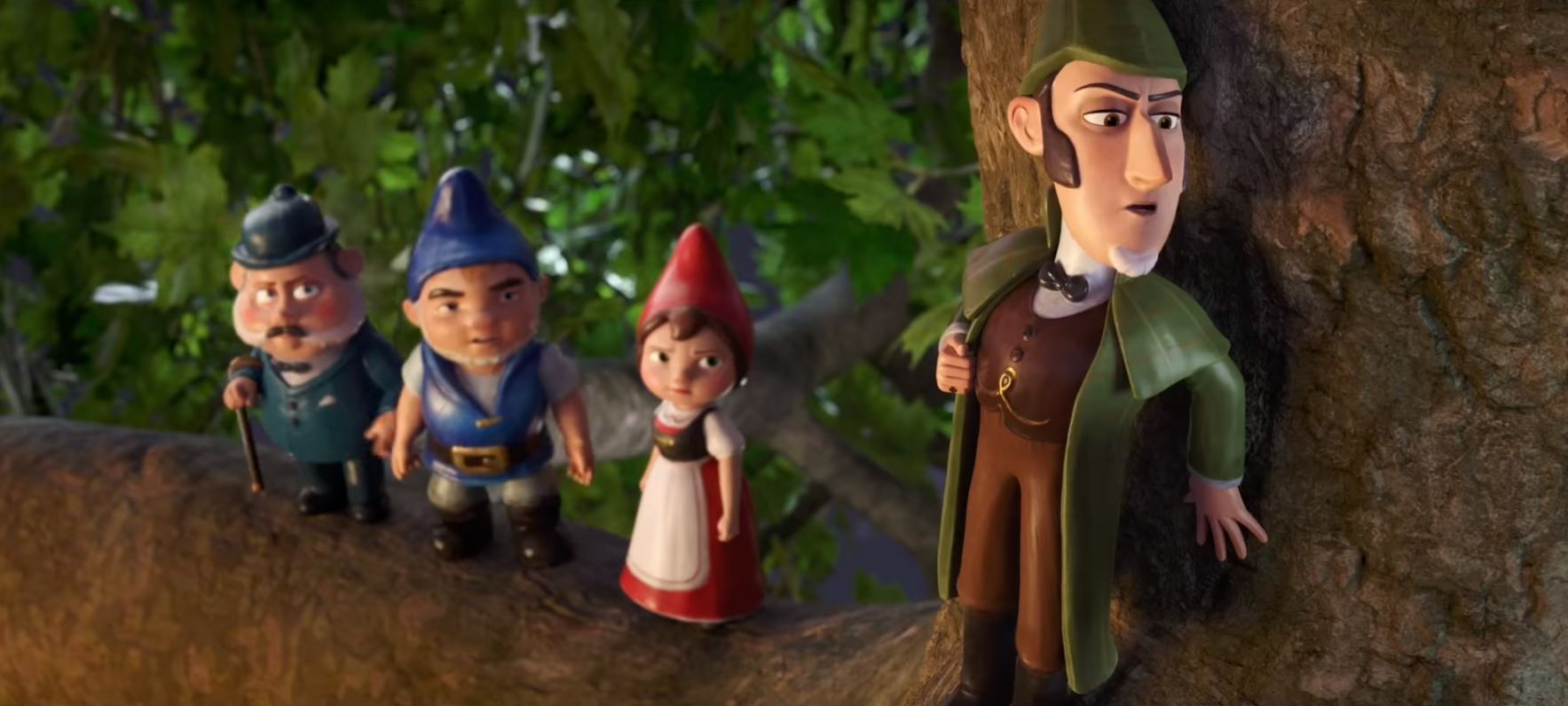 You are currently viewing Sherlock Gnomes